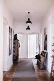 hallway pendant lights vintage industrial interior design and