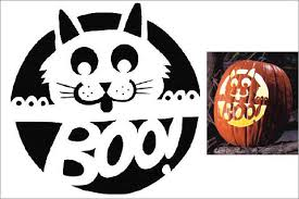 Christian Pumpkin Carving Stencils Free by 28 Halloween Cat Pumpkin Stencils For A Spooky Halloween Band Of