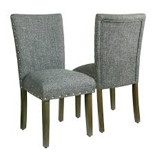 Dining Chair Dining Room Chairs With Nailhead Trim Teal Blue Dining ... Fniture Mesmerizing Parsons Chairs For Ding Room Inspire Q Aberdeen Beige Upholstered Nail Head Parson Chair Set Of Rustic Tan Head At Home Amazoncom Homepop Classic With Nailhead Trim Belham Living Asher 2 Hayneedle Cream Linen Carrington Court In Your Customer Photos Decor Using Chic Tufted Cheap Tufted Silk Road Ruby Gordon Belleze Modern Fabric Add Contemporary Sophiscation To With