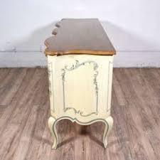 John Widdicomb Dresser Mirror by Vintage French John Widdicomb Dresser With Mirror Marva U0027s