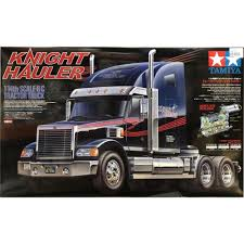 100 Tamiya Rc Trucks Knight Hauler 114 RC Truck Kit Metro Hobbies
