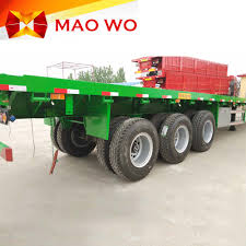 20ft Truck Trailer, 20ft Truck Trailer Suppliers And Manufacturers ...