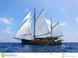old wooden sailboat stock photos image 18865753