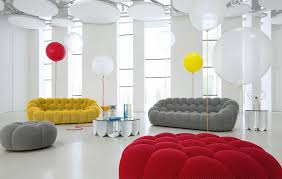 100 Roche Bobois Sofas Bubble And Ottoman By Sacha Lakic For