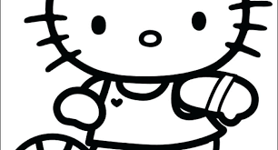 Breathtaking Baby Hello Kitty Coloring Pages Best Of The Brilliant And Lovely Intended To Motivate In