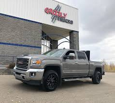 Grizzly Trucks - Checkout This GMC Duramax Rocking Fuels... | Facebook