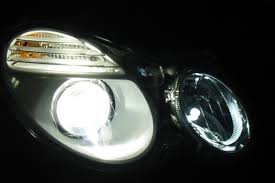 Lasers and LEDs – Different car headlights explained Car Keys