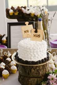 Wedding Cake Cakes Toppers Rustic Lovely Nz To In Ideas