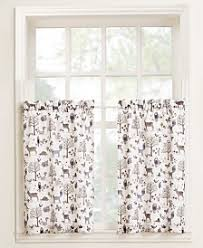 kitchen curtains curtains and window treatments macy s