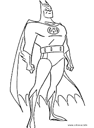 Batman5 Batman Printable Coloring Pages For Kids