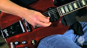 Gibson Derek Trucks Signature SG 2014 Electric Guitar - YouTube