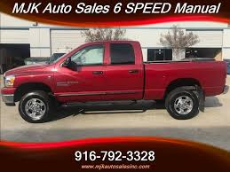 100 Craigslist Sacramento Cars Trucks For Sale By Owner Dodge Ram 2500 Truck For In CA 94203 Autotrader