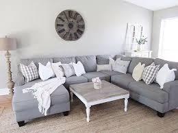 best 25 gray sectional sofas ideas on pinterest family room grey