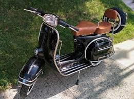 Vintage Vespa Scooter VLB