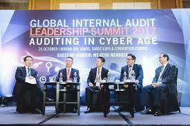 100 Heidi Mendoza Global Internal Audit Leadership GIAL Summit 2017 IIA