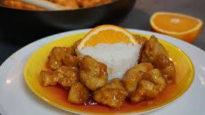 cuisine recette poulet recette du poulet orange croustillant à la chinoise