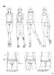 Drawings Of Comic Book Girl Characters Clothes