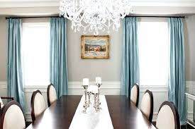 Modern Dining Room Curtains Design Best White Baby
