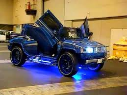 HUMMER H2 the best car in the world