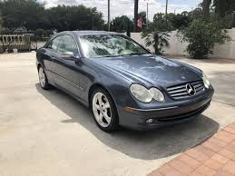 Used Mercedes-Benz CLK-Class For Sale Orlando, FL - CarGurus