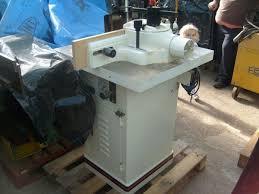 axminster jet jws 34lx spindle moulder single phase jws 34lx