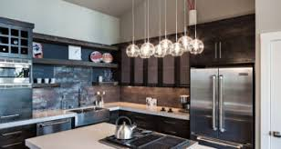 Wonderful Contemporary Lighting For Kitchen Island