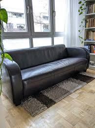 echtleder sofa ledersofa ledercouch ideal für kleine räume