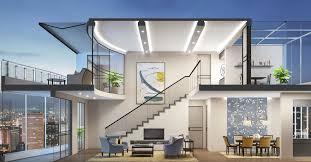 100 Penthouse Design Atelier Interiors Apartment Shanghai Atelier Interiors