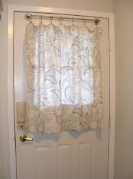 Front Door Side Panel Curtains by Front Door Ideas Design Image Window Coverings Adorning Adding