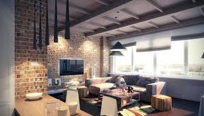 loft living room ideas exposed light bulbs for kitchen lighting