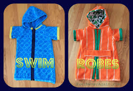 Ever Never Again Swim Robes
