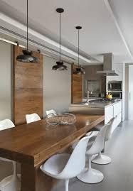table de cuisine moderne la chaise de cuisine moderne en 62 photos inspirantes archzine fr