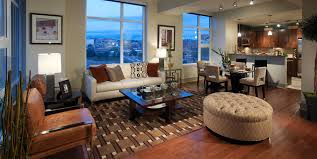 100 Seattle Penthouses The Olivian Penthouse Apartments WA