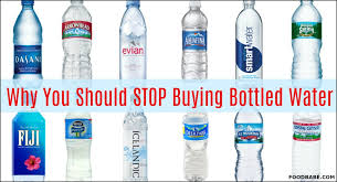 A Large Percentage Of Bottled Water Is Just Glorified Tap Anyway So What Are You Really Paying For