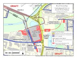 Cambridgepark Drive Traffic Review Traffic Parking