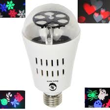 led light laser projector mini colorful stage light rgb