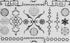 2485b Truffle Decorations Ornements En Truffes 505