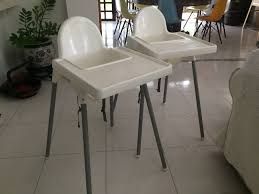 Ikea Antilop High Chair Tray by Ikea Antilop High Chair With Tray Great Condition Price Now