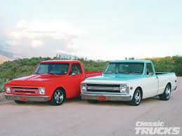 1970 Chevy C10 - Red, White, And Blue - Hot Rod Network