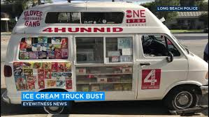 Ice Cream Truck Drug Bust In Long Beach Recovers Marijuana And ...