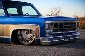 100 Blazer Truck 1977 Chevy K5 FLO Squared