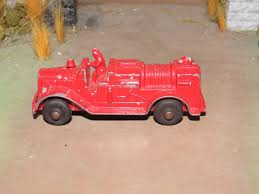 TOOTSIETOY DIECAST FIRETRUCK HOSE WAGON-1947-48 | EBay Vintage Tootsie Toy Fire Trucks Country Tazures Toys Pickup Trucks Lot 9 Vtg 1970s Diecast Plastic Jeep Uhaul Panel Otsietoy Red Hook And Ladder Truck Facing Front Right Otsietoy Aerial With Extension 1940s Tootsietoy 236 Lofty Antique Water Tower 1920s 4 Color Version Hubley Ladders From The 1930s For Sale Pending Prewar Tootsietoys Article By Clint Seeley