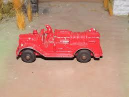 100 Tootsie Toy Fire Truck Details About TOOTSIETOY DIECAST FIRETRUCK HOSE WAGON194748