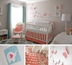 Teal And Coral Baby Bedding by Best 25 Coral And Grey Bedding Ideas On Pinterest Gray Bedding