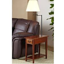 Traditional Floor Lamp With Attached Table Uk by Wondrous Floor Lamp End Table Decor U2013 Monikakrampl Info