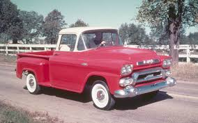 Happy 100th To GMC - GMC'S Centennial - Truck Trend 1950 Dodge Truck Hot Rod Network Gmc Pickup Truck Names Photo Gallery Autoblog 2017 Detroit Auto Show Top Trucks Autonxt 1955 Chevy Half Ton Pickup Blu Sumtrfg030412 Youtube Why Choose A 12 Rental Flex Fleet Chevrolet Advertising Campaign 1967 A Brand New Breed Blog 2016 Ford F150 Offers Naturalgaspropane Prepkit Option Intertional Harvester Classics For Sale On 1986 34 Ton Id 26580 The Classic Buyers Guide Ramongentry Halfton Diesel Market Battle The Little Guy Service Bodies Whats New For 2015 Medium Duty Work Info