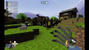 Tf2 Halloween Maps Download by Trade Minecraft River Preview Tf2 Custom Map Youtube