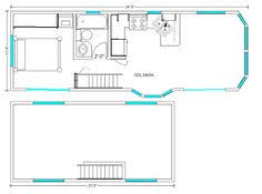 14x40 Cabin Floor Plans by 14x40 Cabin Floor Plans Tiny House Pinterest Cabin Floor