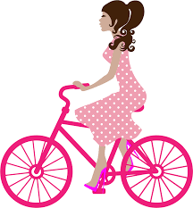 Bicycle Clipart Icon 6