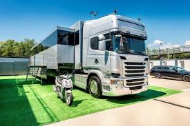 100 Semi Truck Motorhome You Could Own Nico Rosbergs Incredible Motorhome F1Destinationscom
